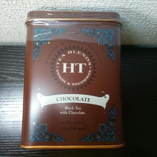 "DEAN & DELUCA(ディーンアンドデルーカ)のHARNEY & SONS ""チョコレート"" 食品/飲料/酒の飲料(茶)の商品写真"