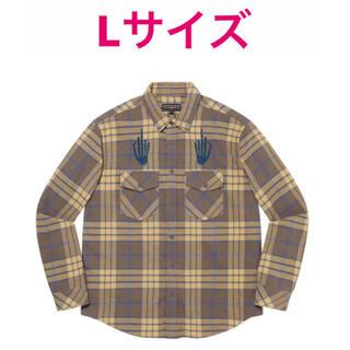 シュプリーム(Supreme)の supreme Plaid Flannel Shirt(シャツ)