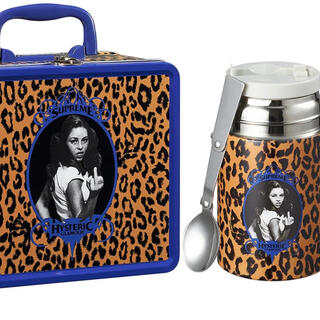 Supreme - Supreme Hysteric Glamour lunchbox set