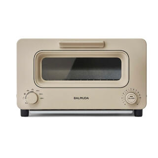 BALMUDA -  バルミューダ BALMUDA オーブントースター ベージュ K05A-BG