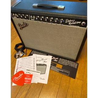 フェンダー(Fender)のFENDER '64 CUSTOM DELUXE REVERB HW 100V(ギターアンプ)