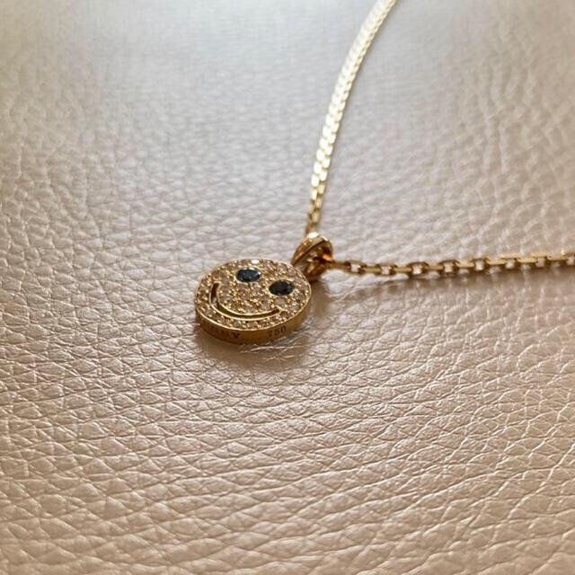 EYEFUNNY(アイファニー)のアイファニー EYEFUNNY S スマイル ネックレス ブルーダイヤアイズ  メンズのアクセサリー(ネックレス)の商品写真