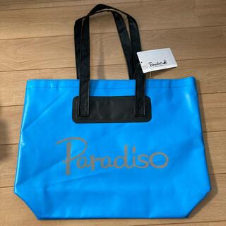 パラディーゾ(Paradiso)のパラディーゾ トートバッグ ブルー(バッグ)