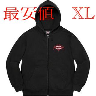 シュプリーム(Supreme)の最安値 Hysteric Glamour supreme XL(パーカー)