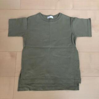 ローリーズファーム(LOWRYS FARM)のローリーズファーム USAチュニックT Tシャツ(Tシャツ/カットソー)