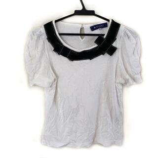 エムズグレイシー(M'S GRACY)のエムズグレイシー 半袖Tシャツ サイズ38 M(Tシャツ(半袖/袖なし))