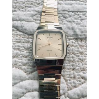 ラドー(RADO)のラドー PADO メンズ時計 ゴールド (腕時計(アナログ))