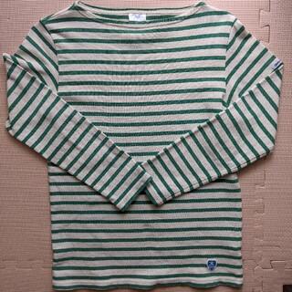 オーシバル(ORCIVAL)のオーシバル バスクシャツ 長袖(Tシャツ(長袖/七分))
