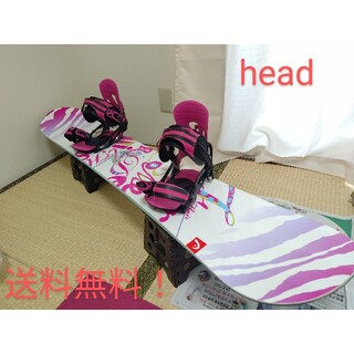 ヘッド(HEAD)のスノーボード head(ボード)