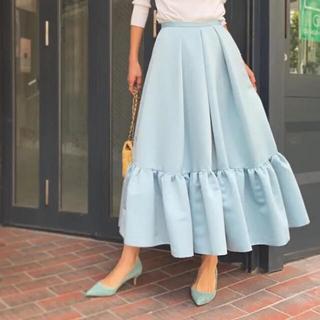 ツルバイマリコオイカワ(TSURU by Mariko Oikawa)のツルバイマリコオイカワ スカート (ロングスカート)