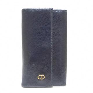 クリスチャンディオール(Christian Dior)のディオール/クリスチャンディオール - 黒(キーケース)