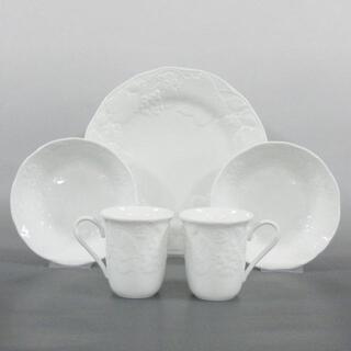 ウェッジウッド(WEDGWOOD)のウェッジウッド 食器新品同様  白 陶器(その他)