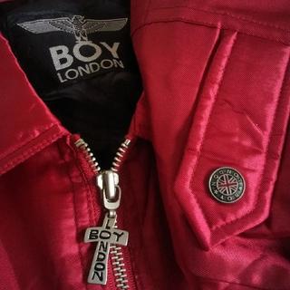 ボーイロンドン(Boy London)の◆B3 入手困難 レア デッドストック 90s BOY LONDON ジャンパー(ナイロンジャケット)