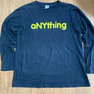 エニシング(aNYthing)のaNYthing ロンT(Tシャツ/カットソー(七分/長袖))