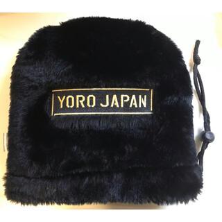 ミズノ(MIZUNO)の美品⭐️ミズノ 養老カスタム アイアンカバー YORO JAPAN 黒(バッグ)