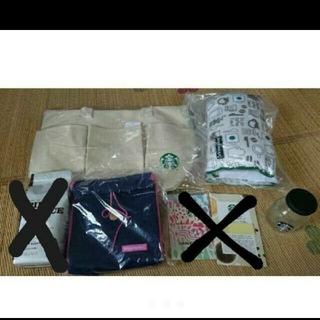 スターバックスコーヒー(Starbucks Coffee)のスターバックス 福袋(抜き取りあり)(その他)