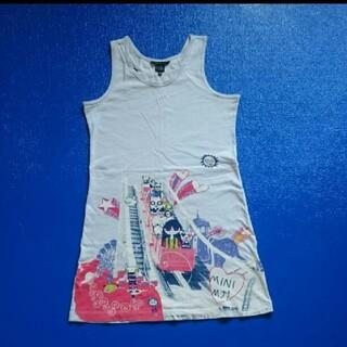 マークジェイコブス(MARC JACOBS)のマークジェイコブズ ノースリーブドレスシャツ(ワンピース)