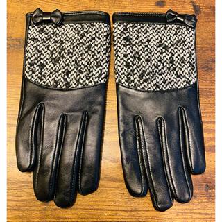 レイビームス(Ray BEAMS)のRay Beams  レディース 羊革グローブ(手袋)