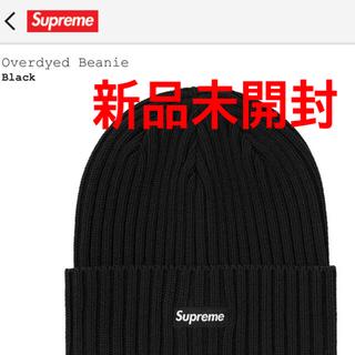 シュプリーム(Supreme)のSupreme Overdyed Beanie  21ss(ニット帽/ビーニー)