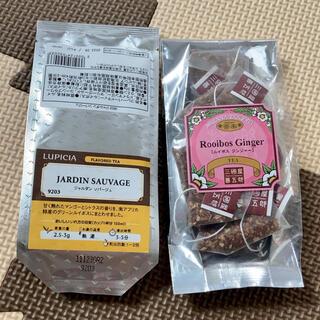 ルピシア(LUPICIA)のルピシア 三國屋善五郎 2袋まとめ売りセット(茶)