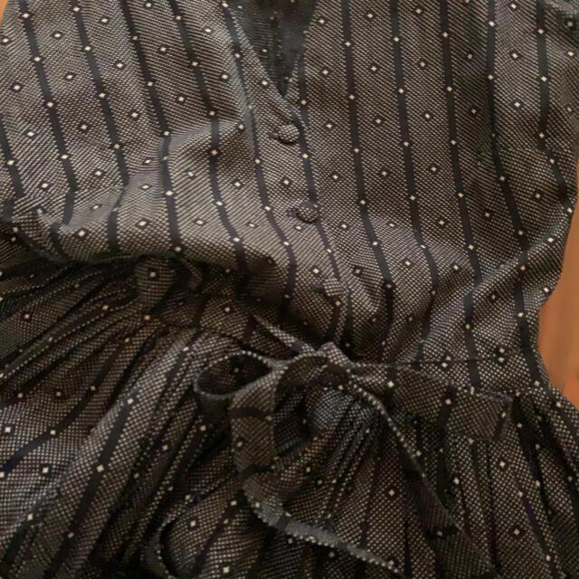 agnes b.(アニエスベー)のアニエスベー ロリータ ワンピース made in France レディースのワンピース(ひざ丈ワンピース)の商品写真
