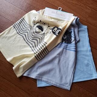 新品!SMKids タンクトップ ランニングシャツ(Tシャツ/カットソー)