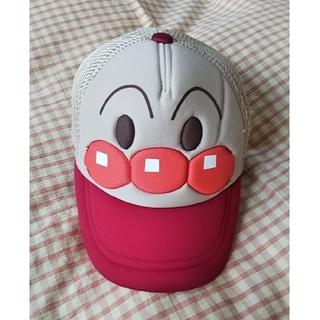 バンダイ(BANDAI)のアンパンマン 帽子 50cm(帽子)