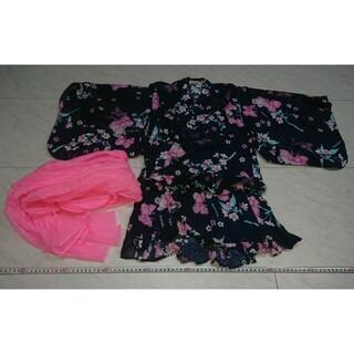 女の子用浴衣(甚平/浴衣)