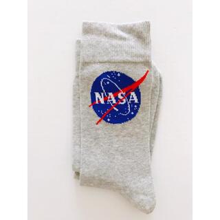 エイチアンドエム(H&M)のNASA メンズ 靴下(ソックス)