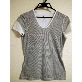 サロモン(SALOMON)のsalomonランニングTシャツ(ウェア)