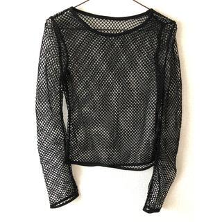 スピンズ(SPINNS)のネットロンT(Tシャツ(長袖/七分))
