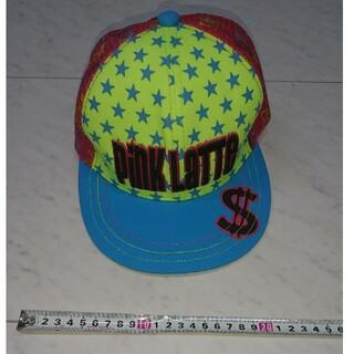 帽子三点ピンクラテなど(帽子)