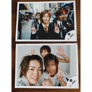 カトゥーン(KAT-TUN)のKAT-TUN 亀梨公式写真 デビュー前 6枚組(アイドルグッズ)