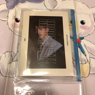 セブンティーン(SEVENTEEN)の火 ドギョム ミニフォトブック オンコン 新品 seventeen 公式グッズ(K-POP/アジア)