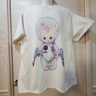 ミルクボーイ(MILKBOY)の【LAND by MILKBOY】Ceriseコラボ ビッグTシャツ(Tシャツ(半袖/袖なし))