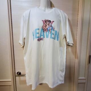 ミルクボーイ(MILKBOY)の【MILKBOY】エンジェル プリントTシャツ ホワイト 2XL(Tシャツ(半袖/袖なし))