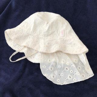 コンビミニ(Combi mini)のcombi mini 日除け付き帽子(帽子)