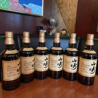 サントリー(サントリー)の山崎12年×6本(ウイスキー)