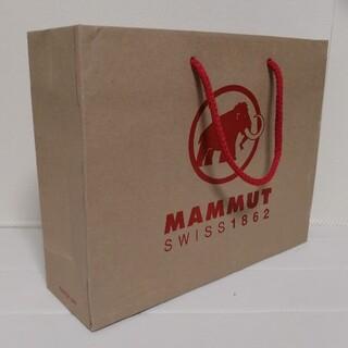Mammut - MAMMUT ショッピングバッグ