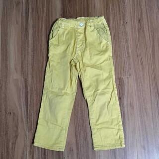 ハッカキッズ(hakka kids)のhakka kids黄色パンツ(パンツ/スパッツ)