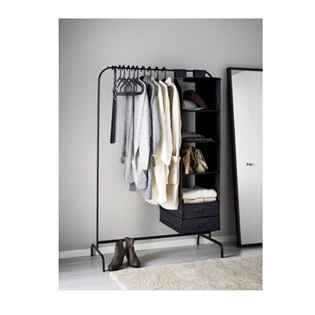 Free Standing Coat Closet