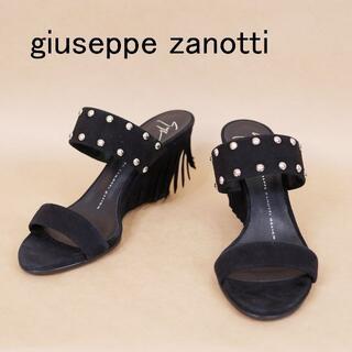 Giuseppe Zanotti Design - giuseppe zanotti ジュゼッペザノッティ 37 1/2 サンダル