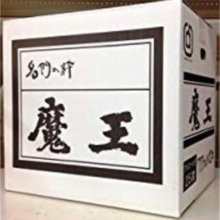 魔王 芋焼酎 720ml 3ケース 36本(焼酎)