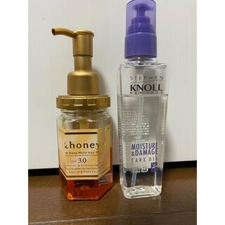 スティーブンノル(Stephen Knoll)のヘアオイル &honey スティーブンノル ヘアリシピ(トリートメント)