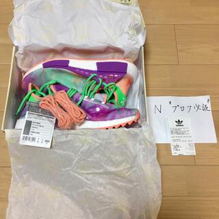 アディダス(adidas)のAdidas Originals PW HU HOLI NMD AC7034(スニーカー)