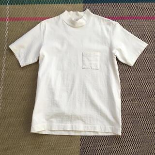 スティーブンアラン(steven alan)のkoc5160さま★steven alan ハイネックTシャツ コットン S(Tシャツ/カットソー(半袖/袖なし))