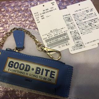 ドゥーズィエムクラス(DEUXIEME CLASSE)の【GOOD GRIEF /グッドグリーフ】GOOD BITE MINI CASE(キーホルダー)