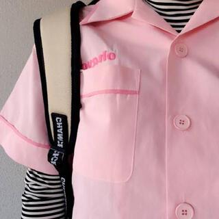 スタイルナンダ(STYLENANDA)のCHANCECHANCEシャツ(シャツ/ブラウス(半袖/袖なし))