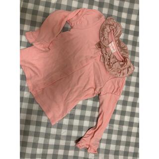 シャーリーテンプル(Shirley Temple)のカットソーブラウス 100(Tシャツ/カットソー)