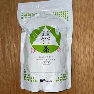 ティーライフ(Tea Life)のまるごとさんかく茶 2袋(茶)